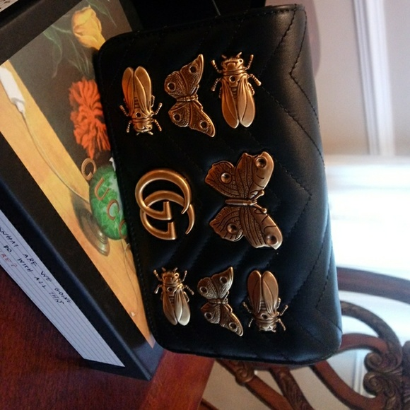 fea12747d4cfc4 Gucci Bags | Marmont Animal Studs Mini | Poshmark